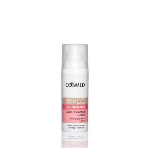 Cosmed Renk Düzenleyici Cc Krem - Medium Spf 20-