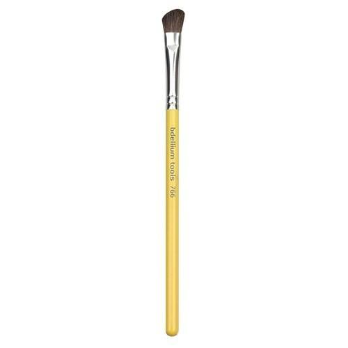 Bdellium Tools Açılı Göz Gölge Fırçası 766 - Uzun Saplı