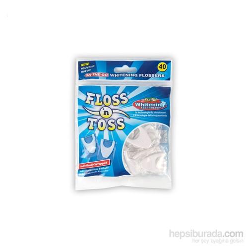 Staino Floss'n Toss - Diş İpi