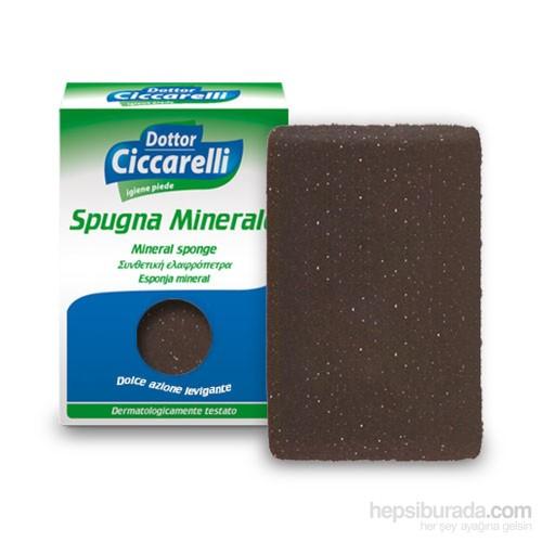 Dottor Ciccarelli Mineral Ponza Taşı - Siyah