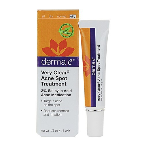 Derma E Very Clear Acne Spot Treatment 14Gr Sivilc