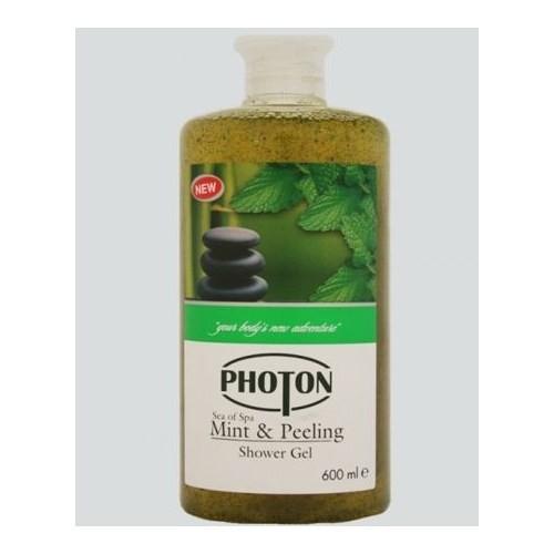 Photon Mint & Peeling Gel 600 Ml - Duş Jeli