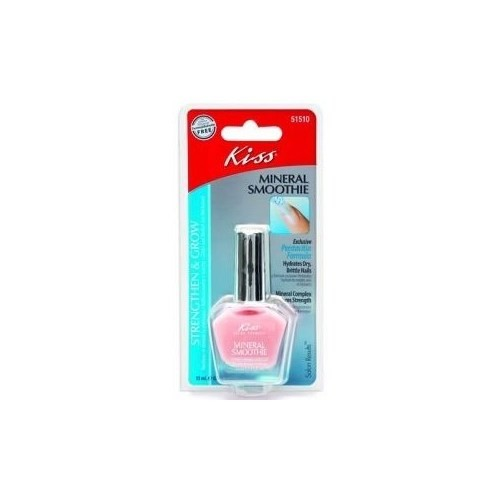 Kiss Mineral Smoothie Ridge Filler Base Coat Tırnak Pürüzsüzleştirici 15 Ml