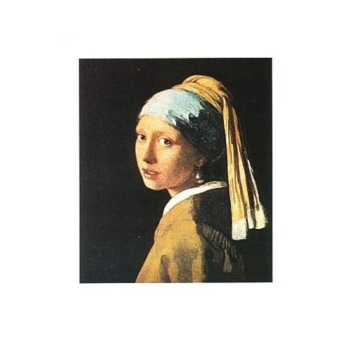 Ricordi Puzzle The Girl With Pearl Earing (1000 Parça)