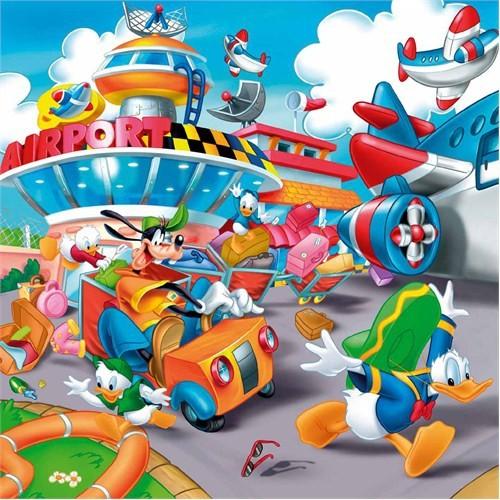 Clementoni Puzzle Animals (4x6 Parça)