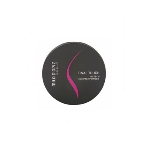 Mila D'opiz Final Touch Hi-Tech Compact Powder No :10 -