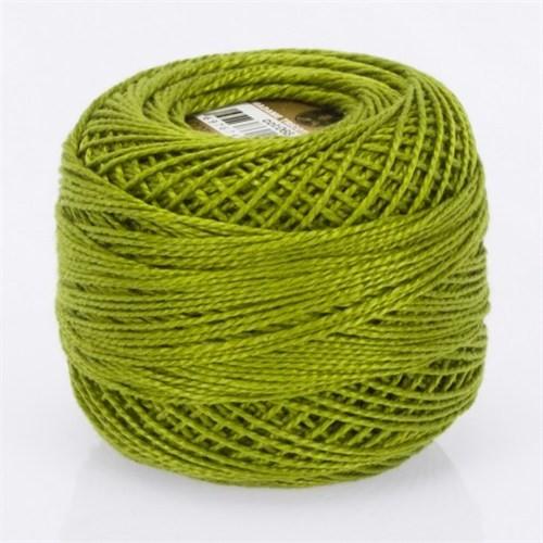 Ören Bayan Koton Perle No:8 Fıstık Yeşili El Nakış İpliği - 68