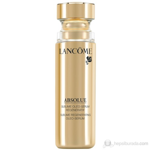 Lancome Absolue Sublime Regenerating Oleo-Serum 30 Ml