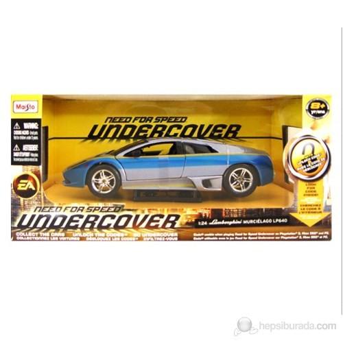 Maisto Lamborghini Murcielago Lp640 Model Araba 1:24 Need For Speed Undercover Gri