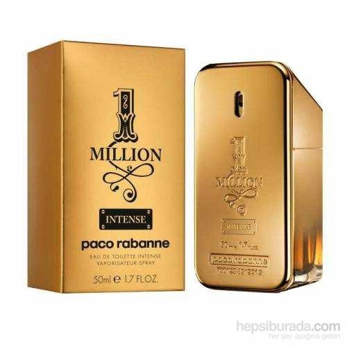 Paco Rabanne 1 Million Intense Edt 50 Ml Erkek Parfüm