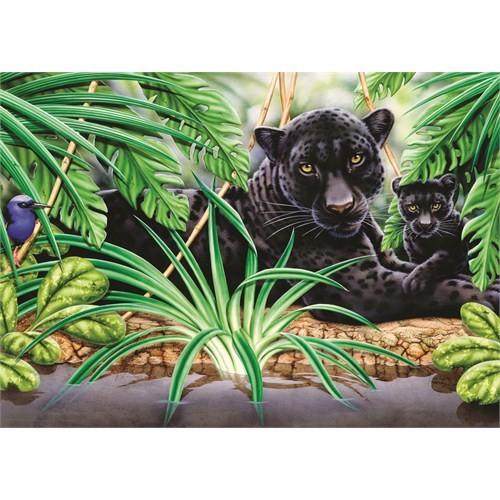 Panthers-Star (1000 parça, neon)