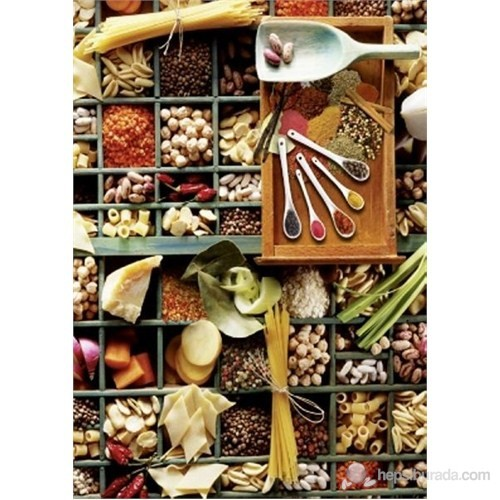 Schmidt Puzzle Natürmort Kitchen Potpourri 1000 Parça