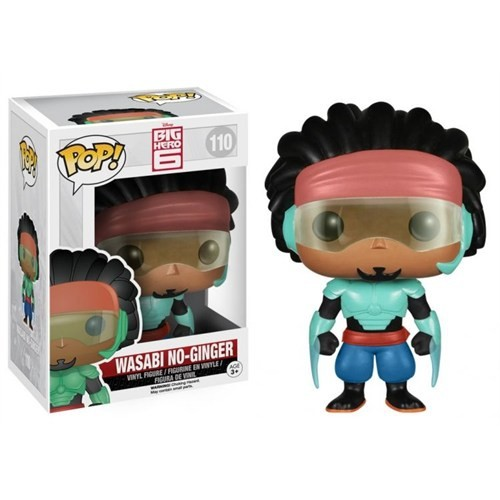 Funko Disney Big Hero 6 Wasabi No Ginger Pop