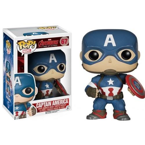 Funko Marvel Avengers 2 Captain America Pop