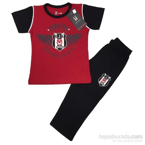 Beşiktaş Kartal Yuvası Lisanslı T-Shirt Takım