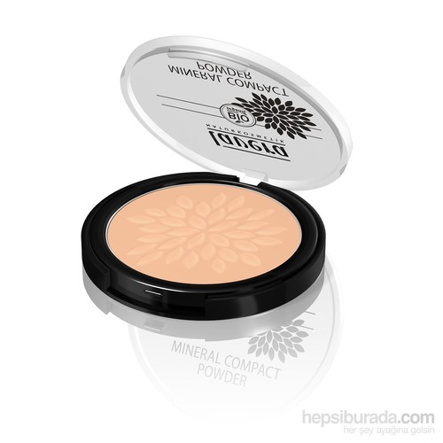 Lavera Mineral Compact Powder Honey 03 -