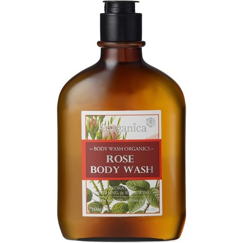 Ausganica Rose Body Wash