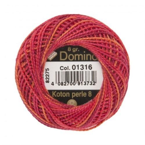 Coats Domino 8Gr Ebruli No: 8 Nakış İpliği - 01316