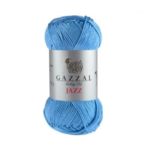 Gazzal Jazz Mavi El Örgü İpi - 639