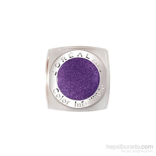 Loreal Paris Color Infallible 05 Purple Obsession Tekli Far