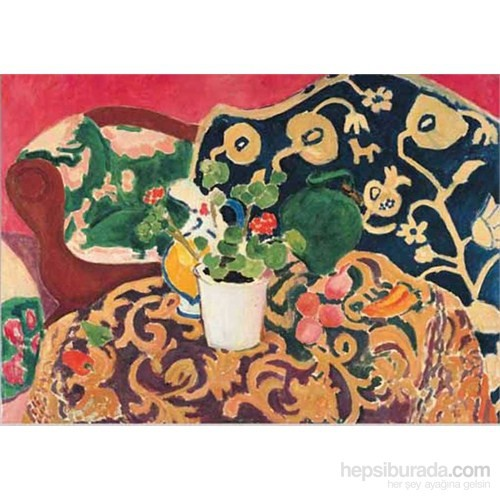 Nature Morte A Seville, Matisse (1500 Parça Puzzle)