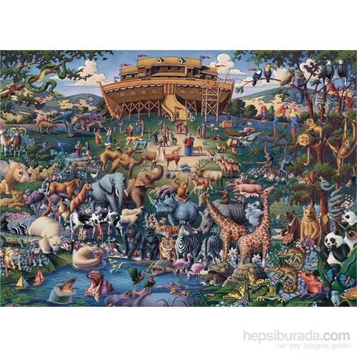 Masterpieces 1000 Parça Noah's Ark - Nuh'un Gemisi Puzzle