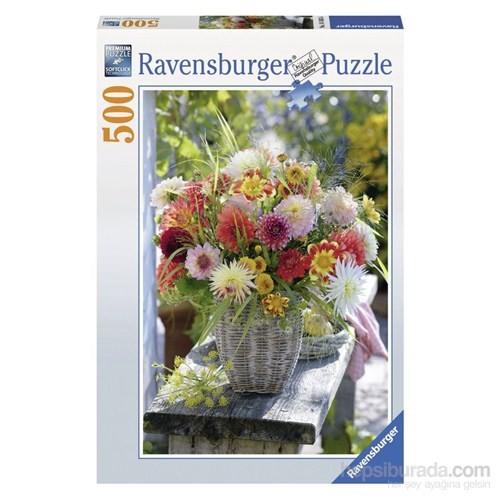 Ravensburger Çiçekler 500 Parça Puzzle