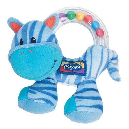 Playgro Noah's Ark Çıngırak - Zebra