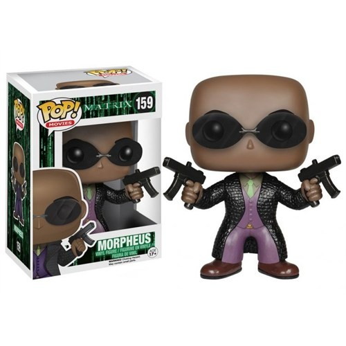 Funko The Matrix Morpheus Pop
