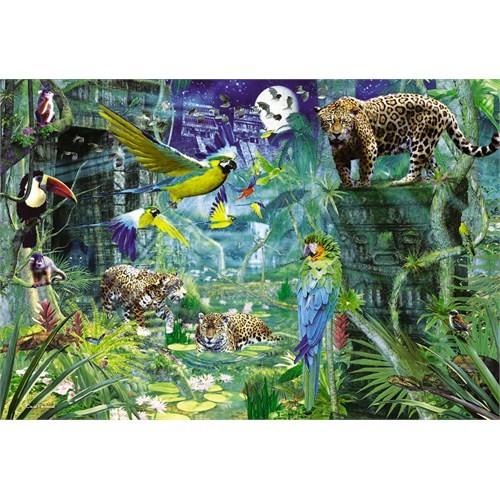 Clementoni Puzzle Azthec forest, David Penfound (4000 Parça)