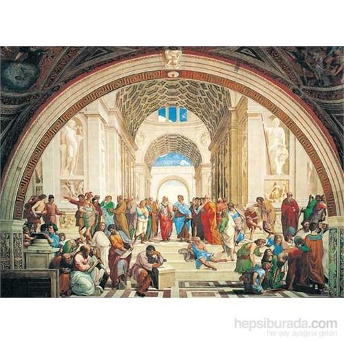 Clementoni 1000 Parça Puzzle Raffaello - Scuola di Atene