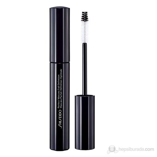 Shiseido Perfect Full Definition Maskara Renk: Bk901