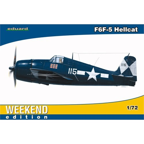 F6F-5 Hellcat (ölçek 1:72)