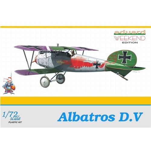 Albatros D.V (ölçek 1:72)