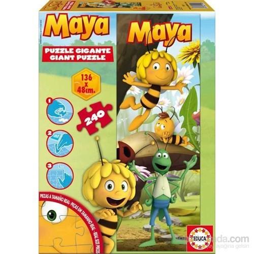 Arı Maya (240 Parça, Dev Puzzle)