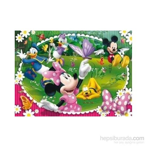 Minnie: Minnie S World (24 Parça, Maxi)