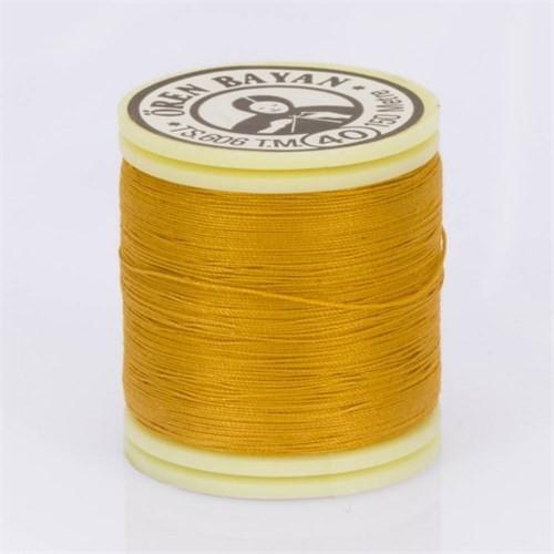 Ören Bayan Açık Kahverengi Polyester Dikiş İpliği - 553