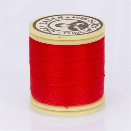 Ören Bayan Koyu Turuncu Polyester Dikiş İpliği - 996