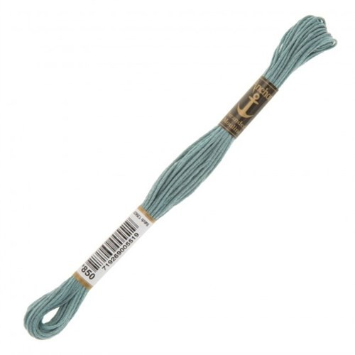 Anchor Muline 8M Mavi Nakış İpliği - 0850