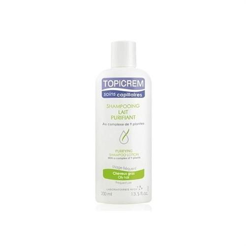 Topicrem Purifying Shampoo Lotion 200ml - Yağlı Saçlar İçin Şampuan