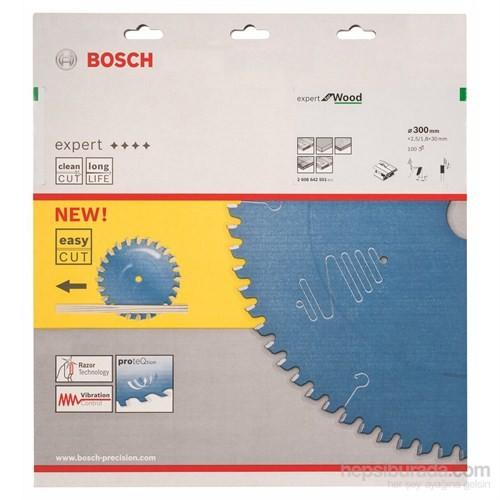 Bosch - Expert Serisi Ahşap İçin Daire Testere Bıçağı - 300 X 30 X 2,5 Mm, 100 Diş