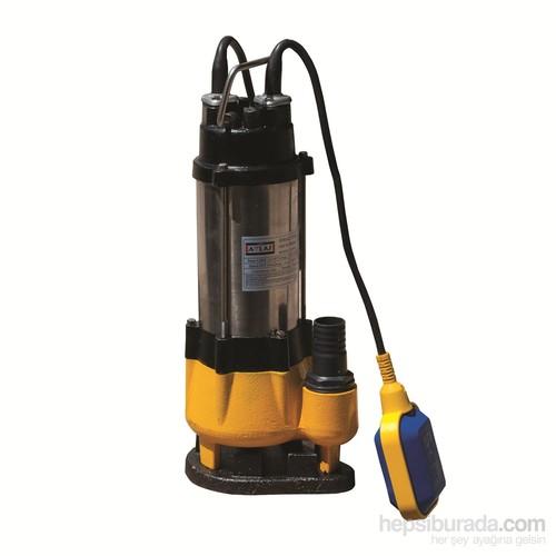 Attlas V250A-F Döküm Gövdeli 0,4 Hp Atık Su Pompası