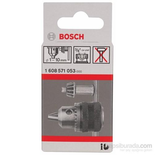 """Bosch - Anahtarlı Mandrenler 10 Mm'Ye Kadar - 1 – 10 Mm, 3/8"""" - 24"""
