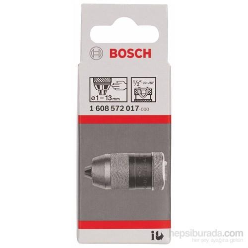 "Bosch - Anahtarsız Uç Takma Mandreni 13 Mm'Ye Kadar - 1 – 13 Mm, 1/2"" - 20"