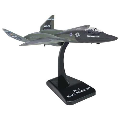 Yf-23 Black Widow Iı Pilot Model Kit