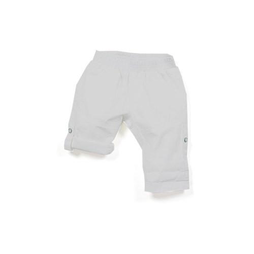 Zeyland Erkek Çocuk Beyaz Pantolon - K-61Z1DLC03
