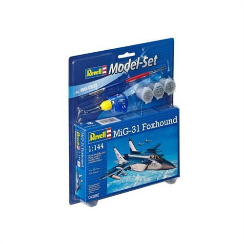 Revell Mig - 31 Foxhound Maket Seti 64086