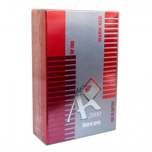 Akat 2000 Warm Red Edt 100 Ml Erkek