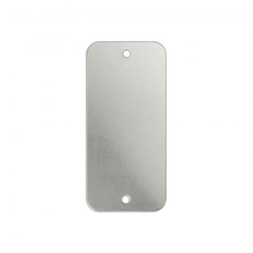 Impressart Şerit Halkalı Gümüş Damga Levha - Iad12314