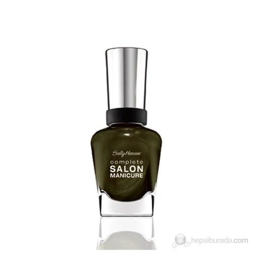 Sally Hansen Csm - Olive Branch - 5'Li Etkili Oje - Işıltılı Zeytin Yeşili